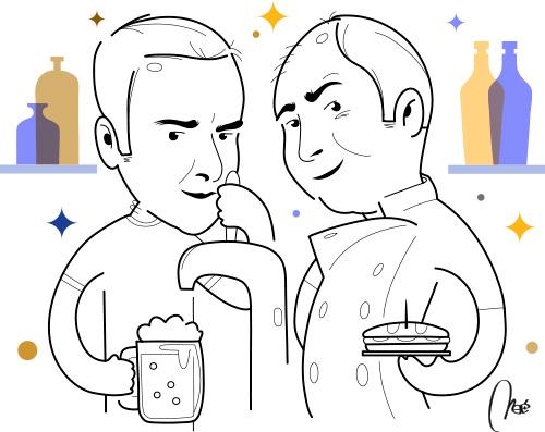 Bar Cafetería Atxarre - Andoni e Igor Arriola